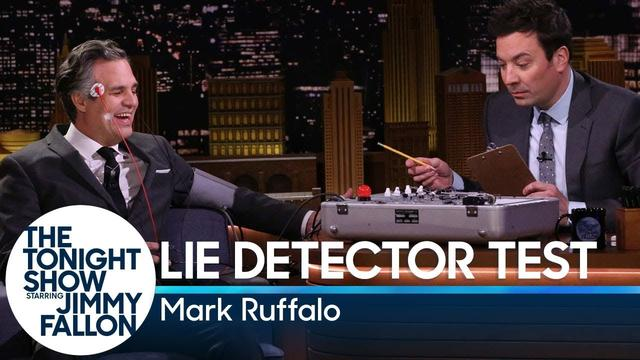 画像: Jimmy Grills Mark Ruffalo About Avengers: Endgame with a Lie Detector Test www.youtube.com