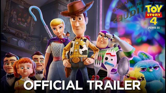 画像: Toy Story 4 | Official Trailer www.youtube.com