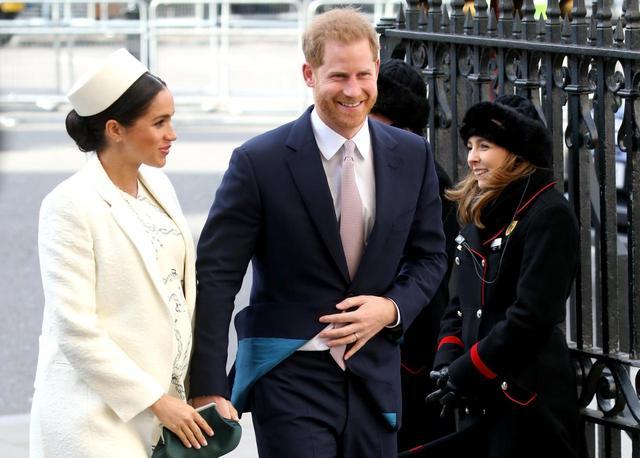 画像1: ヘンリー王子が育児休暇