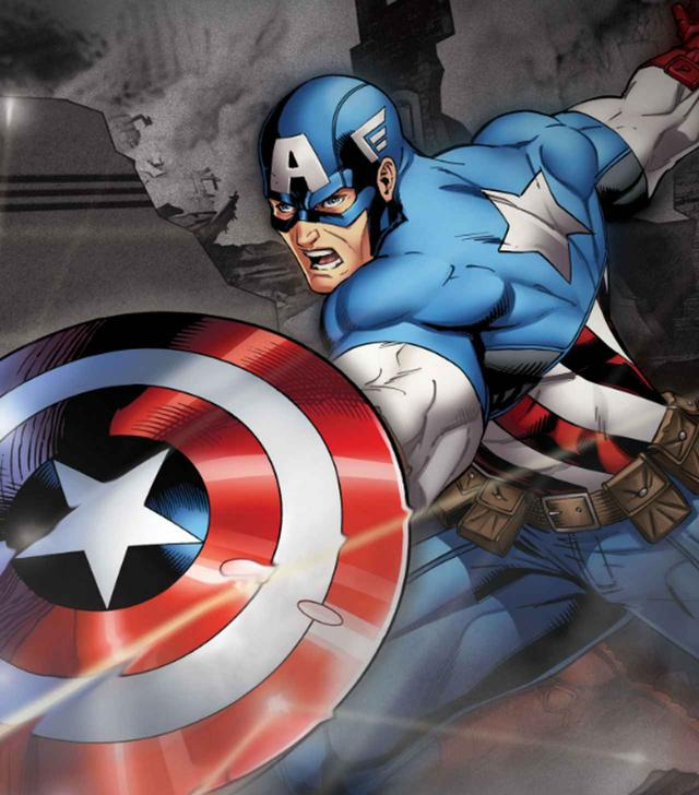 画像: 『キャプテン・アメリカ』ファンが作ったシールドが、未来的でかっこよすぎる【動画アリ】