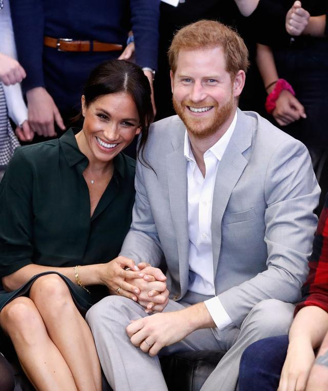 画像: メーガン妃がちょっと引いてしまったヘンリー王子の「変な習性」とは?