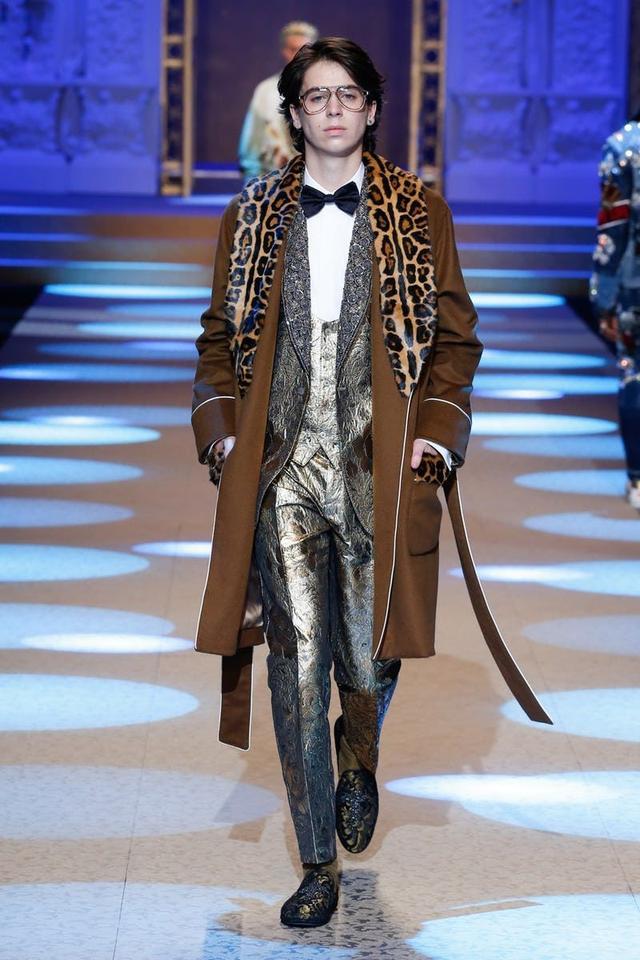 画像: 2018年には有名ブランド、ドルチェ&ガッバーナ(Dolce & Gabbana)のランウェイにも登場。