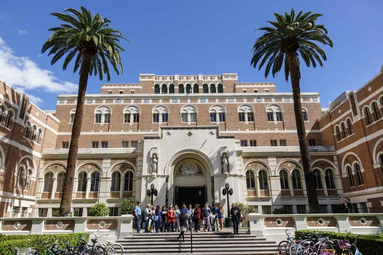 画像: 南カリフォルニア大学