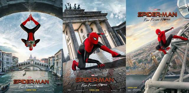 画像1: 『スパイダーマン:ファー・フロム・ホーム』ポスター公開