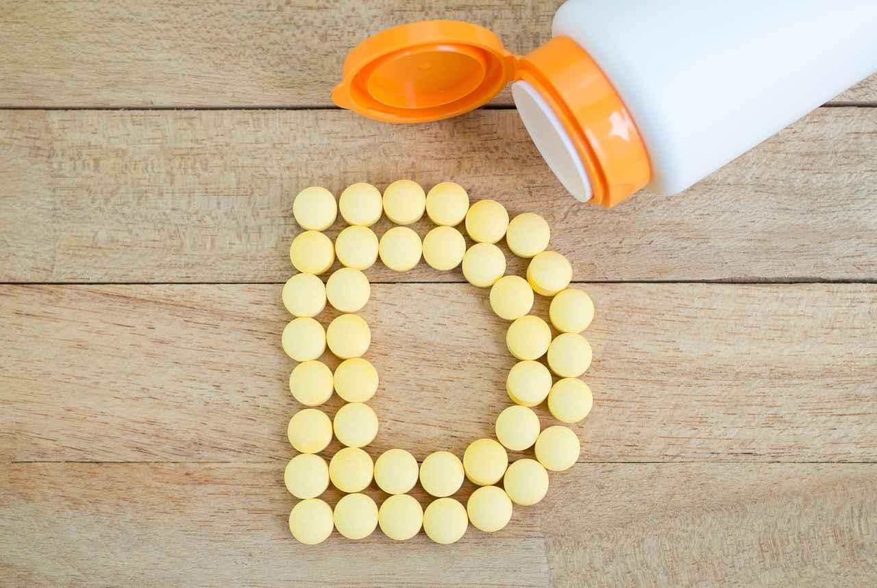 画像1: 免疫力を高める「ビタミンD」