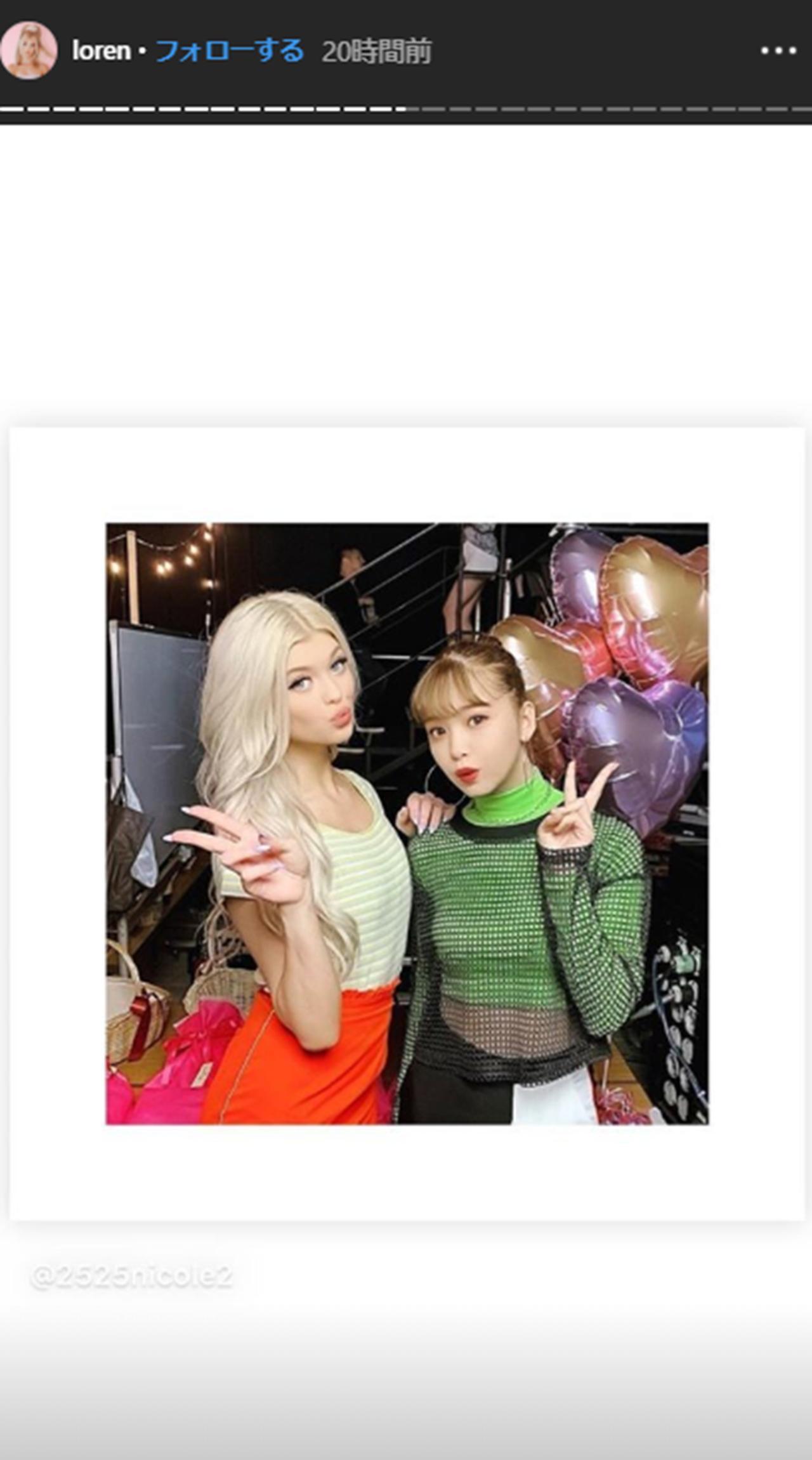 画像: 16歳のリアルバービー、ローレン・グレイが来日!日本ではあの芸能人とも対面