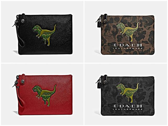 画像3: コーチから、アイコンキャラクター恐竜レキシーのコレクション発売(全アイテム見せます!)