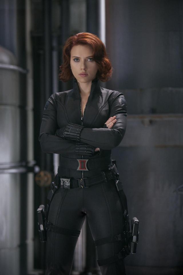 画像: 2020年5月1日全米公開予定 『ブラック・ウィドウ/Black Widow(仮)』
