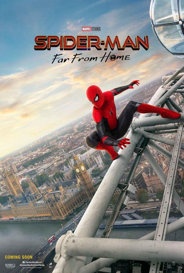 画像: 2019年7月5日(日本:2019年夏) 『スパイダーマン:ファー・フロム・ホーム』