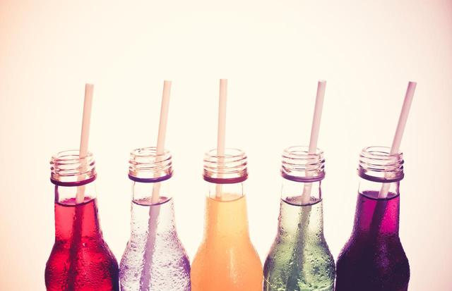 画像1: ソーダ飲料水