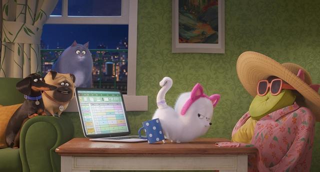 画像1: 『ペット2』大人気キャラクターのギジェット編、特別動画が公開!