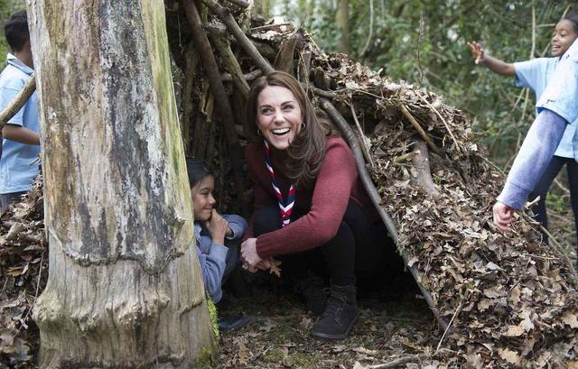 画像1: キャサリン妃、ある伝統を子供たちにも受け継ぎたい