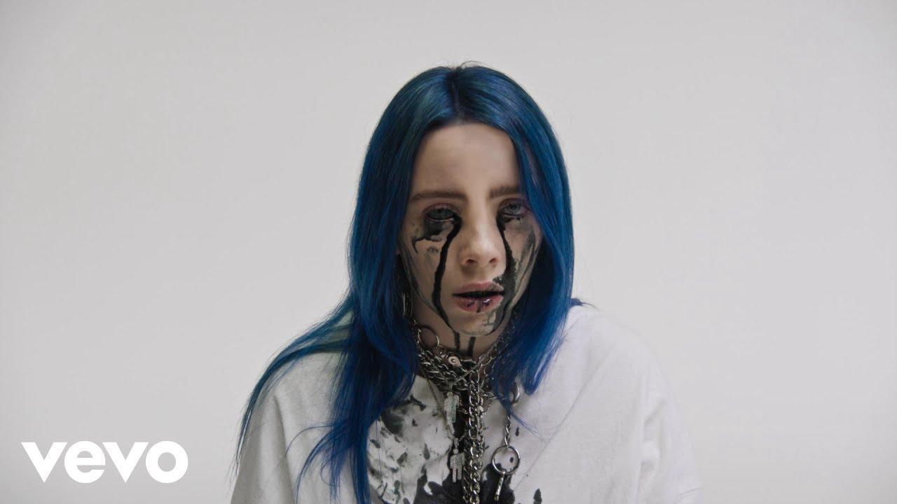 画像: Billie Eilish - when the party's over www.youtube.com