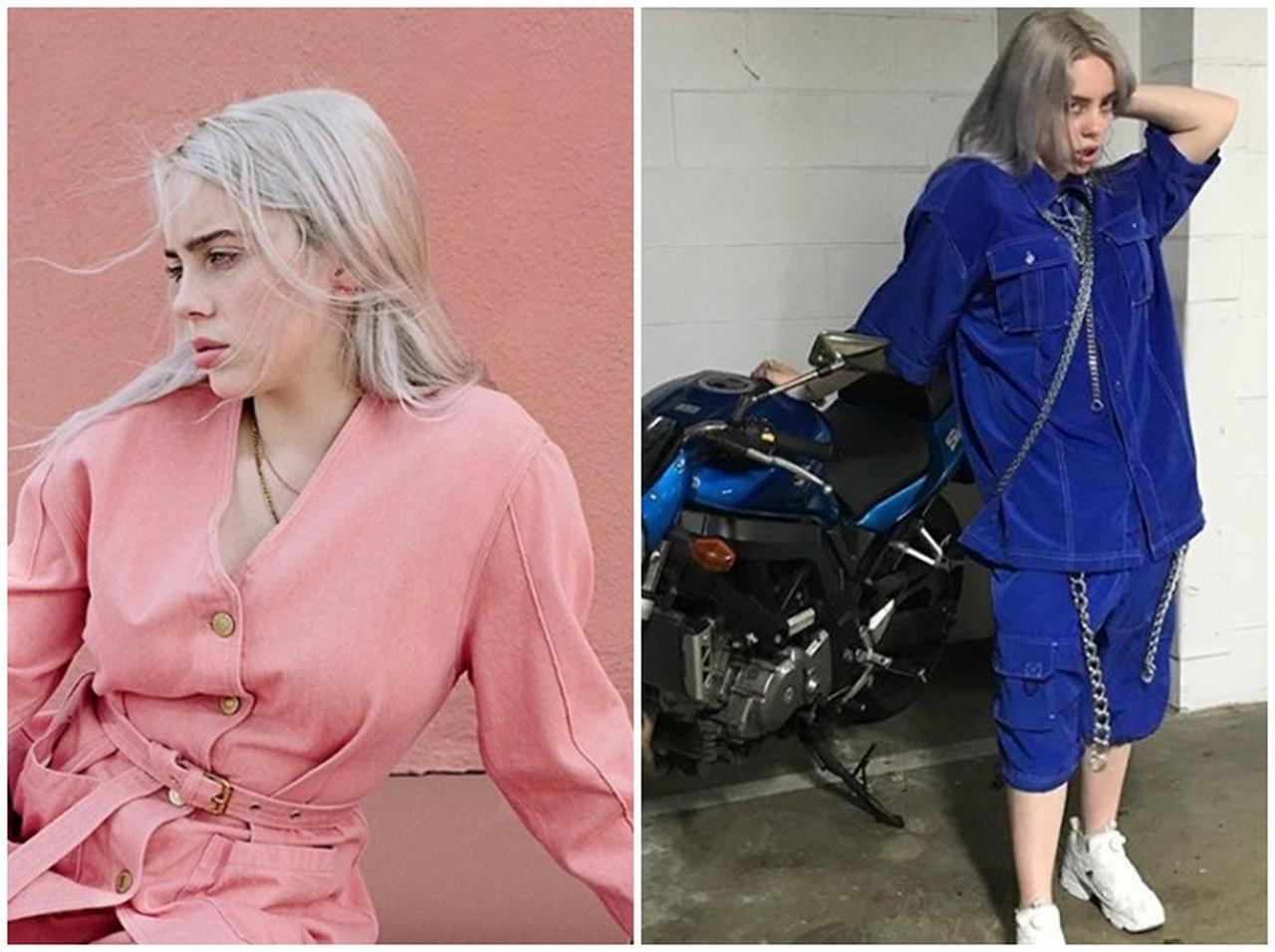 画像3: 次世代ファッションアイコン! カラーアイテムを大胆に楽しむのがビリー流