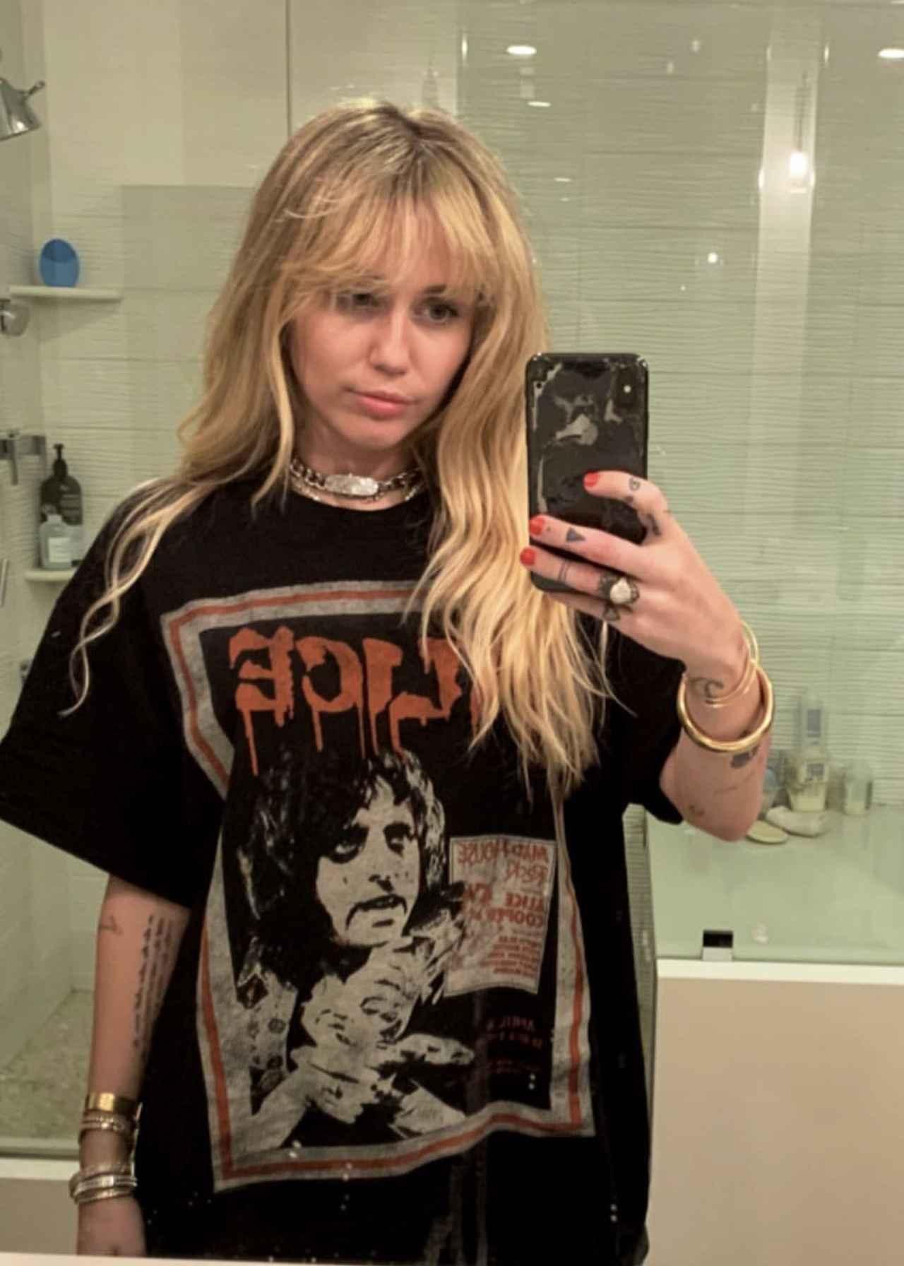 画像2: Miley Cyrus/Twitter