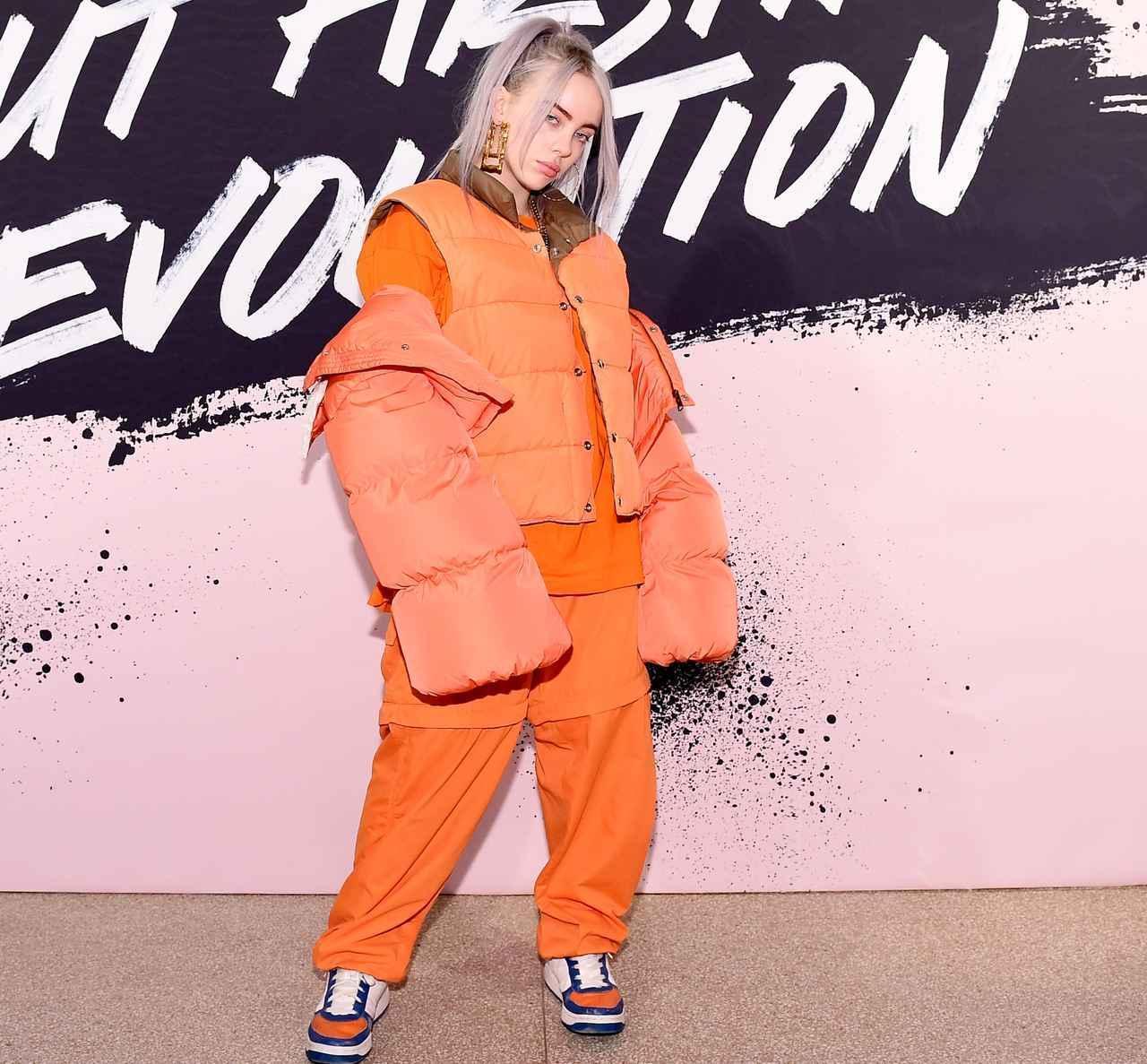画像2: 次世代ファッションアイコン! カラーアイテムを大胆に楽しむのがビリー流