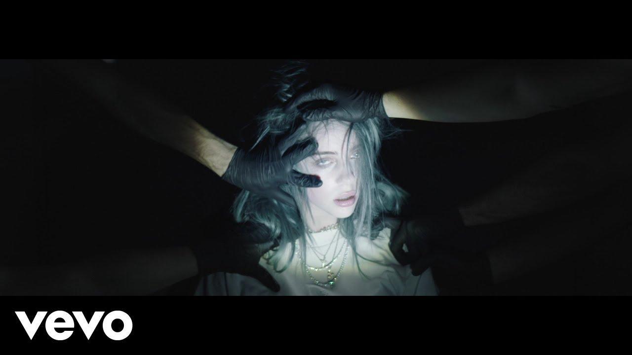 画像: Billie Eilish - bury a friend www.youtube.com