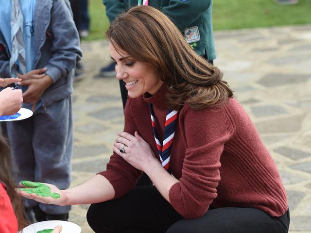 画像4: キャサリン妃、ある伝統を子供たちにも受け継ぎたい