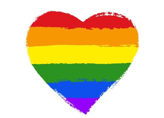 画像: LGBTをネイルで支持!さりげなくてかわいい新「レインボー・ネイル」デザイン集