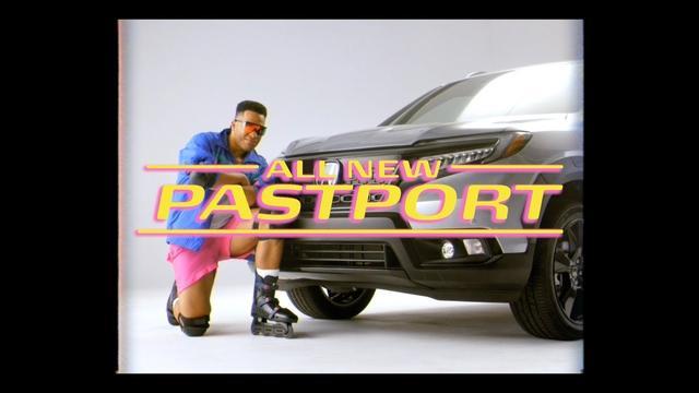 画像: Introducing the Honda Pastport: The '90s Inspired Trim for the new 2019 Passport www.youtube.com