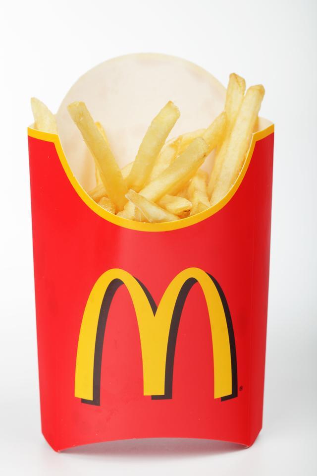 画像: マクドナルドのポテト、「容器」に隠された秘密とは?びっくり裏技を紹介