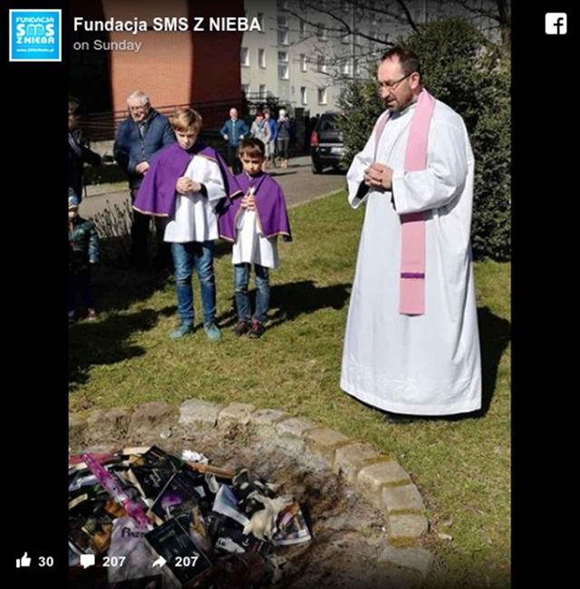 画像: Fundacja SMS NIEBA/Facebook