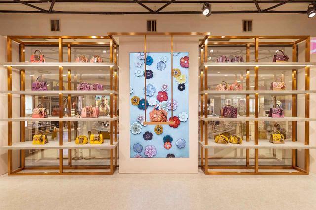 画像3: コーチが伊勢丹新宿店でポップアップストアをオープン!限定バッグ見せます