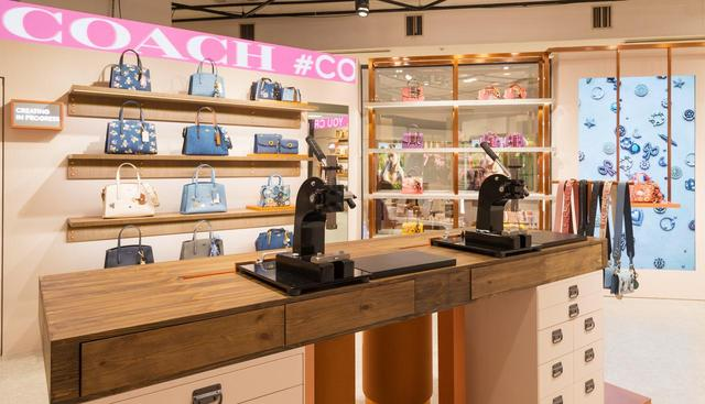 画像2: コーチが伊勢丹新宿店でポップアップストアをオープン!限定バッグ見せます
