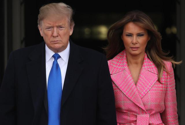 画像: ドナルド・トランプ米大統領は2018年にツイッターで、「セレブや富裕層の間では、こういった契約はよくあることだ」と、秘密保持契約の存在を認めた。