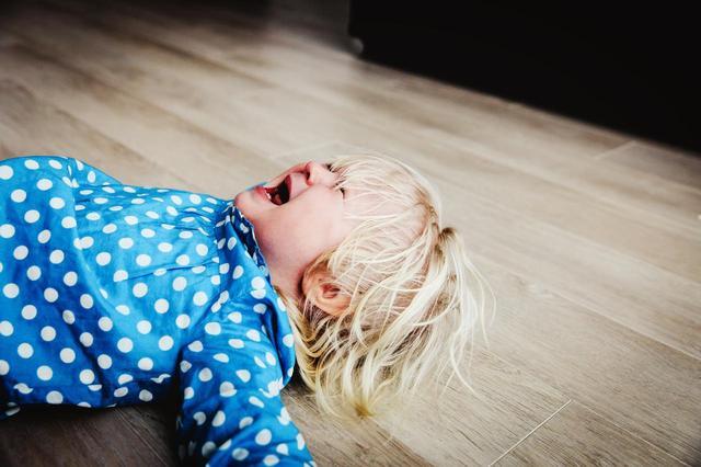 画像: 3歳児がギャン泣きした7つの理由