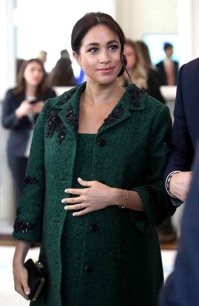 画像2: メーガン妃第1子の性別を大親友セリーナ・ウィリアムズがバラした!?