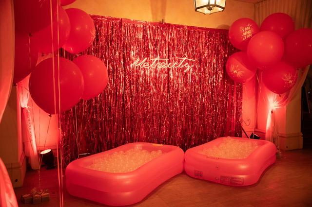 画像5: アフターパーティーは、スペシャルライブとスタイリッシュなブースで大盛況に