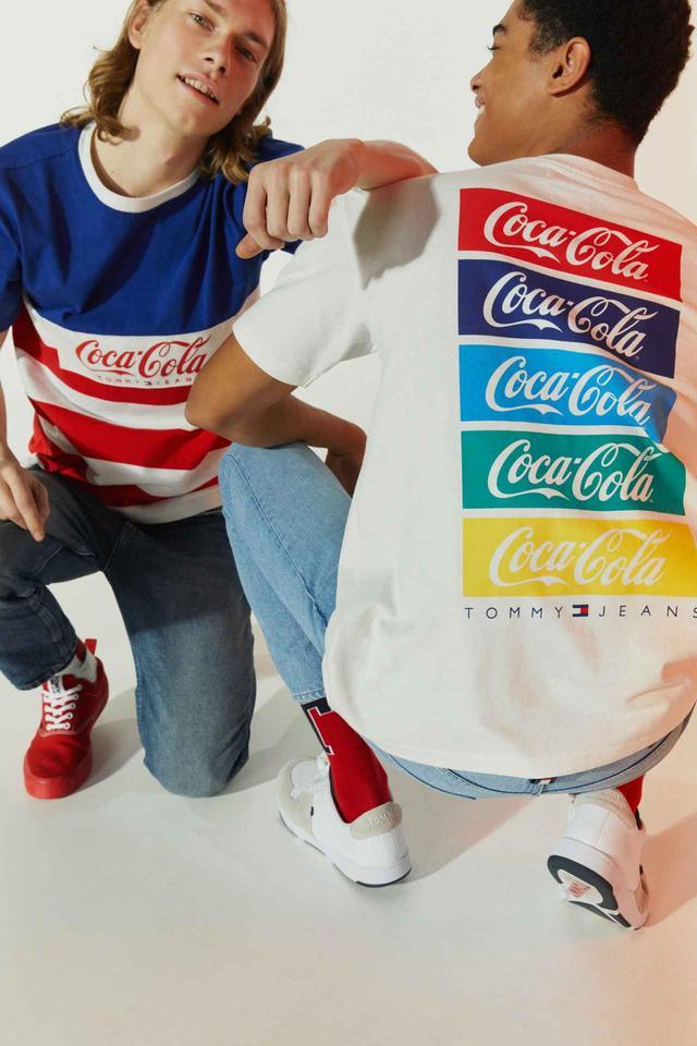 画像5: トミー ジーンズとコカ·コーラがコラボ「TOMMY JEANS COCA‐COLAⓇカプセルコレクション」発売