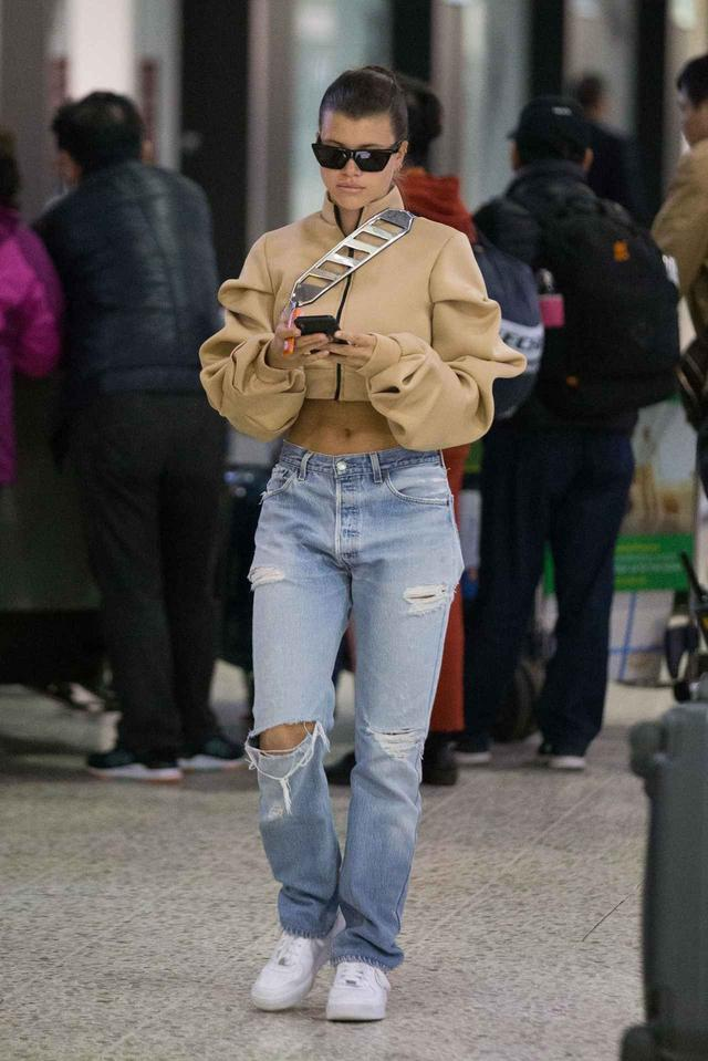 画像: 人気モデルのソフィア・リッチ―