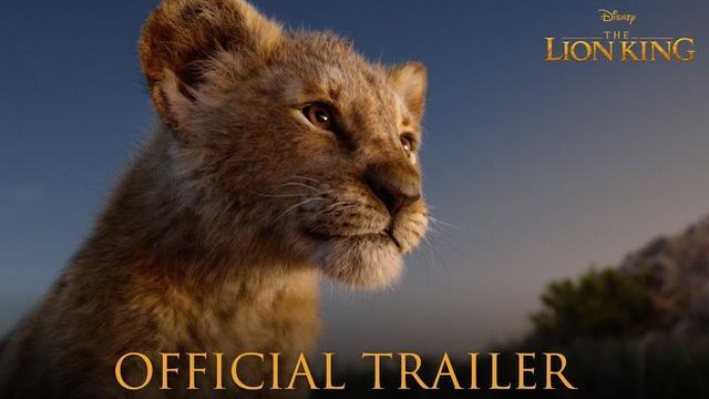 画像: The Lion King Official Trailer www.youtube.com