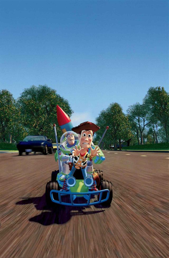 画像: ディズニー&ピクサーから新作