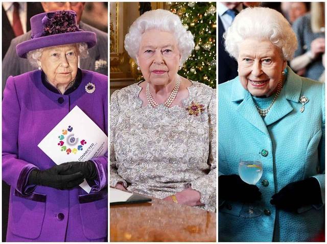 画像2: エリザベス女王のファッションに、いつもの「アレ」が足りない!隠れたメッセージとは?