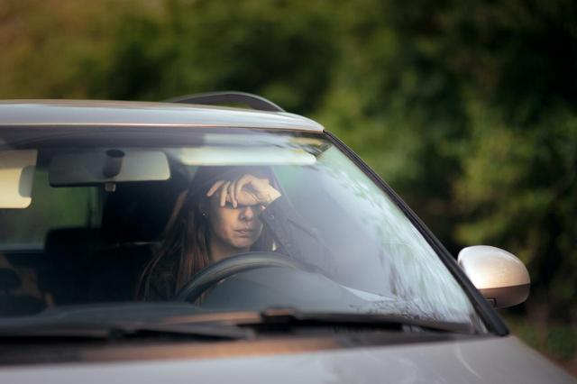 画像2: 車を全壊させる交通事故を起こした女性、あの「生き物」が運転席にいたからパニックに