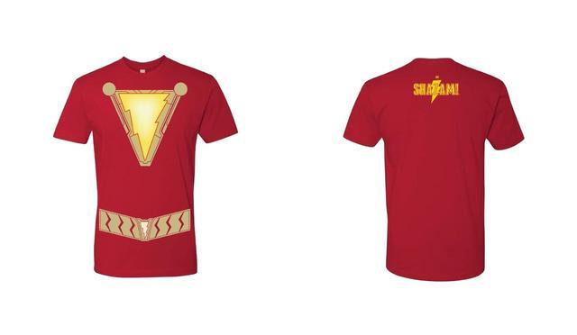 画像: 『シャザム!』オリジナルTシャツを5名様にプレゼント