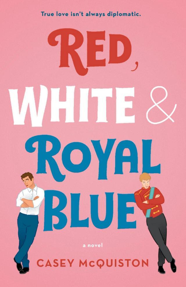 画像: 『Red, White & Royal Blue』とは?