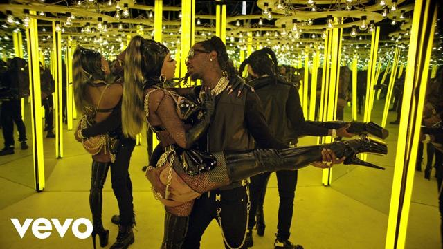 画像: Offset - Clout feat. Cardi B (Official Music Video) www.youtube.com