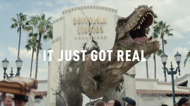 画像: Jurassic World The Ride - It Just Got Real TV Spot www.youtube.com