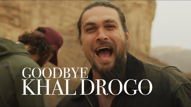 画像: Goodbye Drogo...I SHAVED! www.youtube.com
