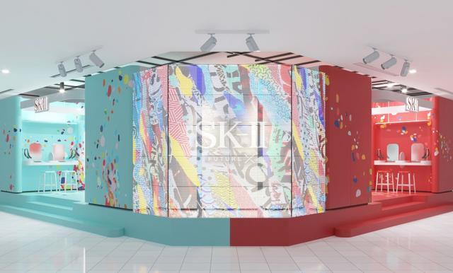 画像: SK-Ⅱの次世代スキンケア・ストアが伊勢丹新宿店に期間限定オープン!