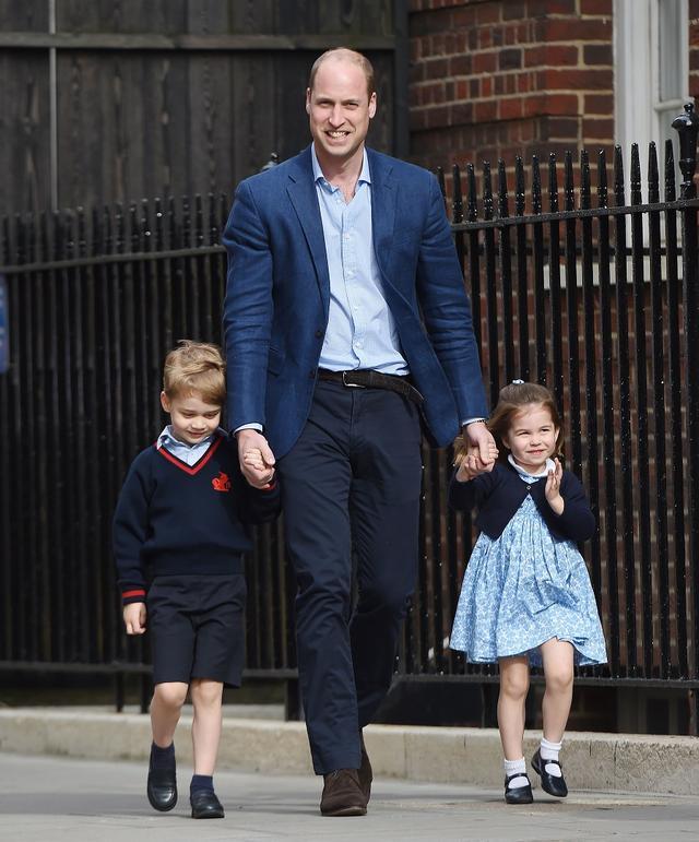 画像: ジョージ王子、同級生に「クールなあだ名」で呼ばれている