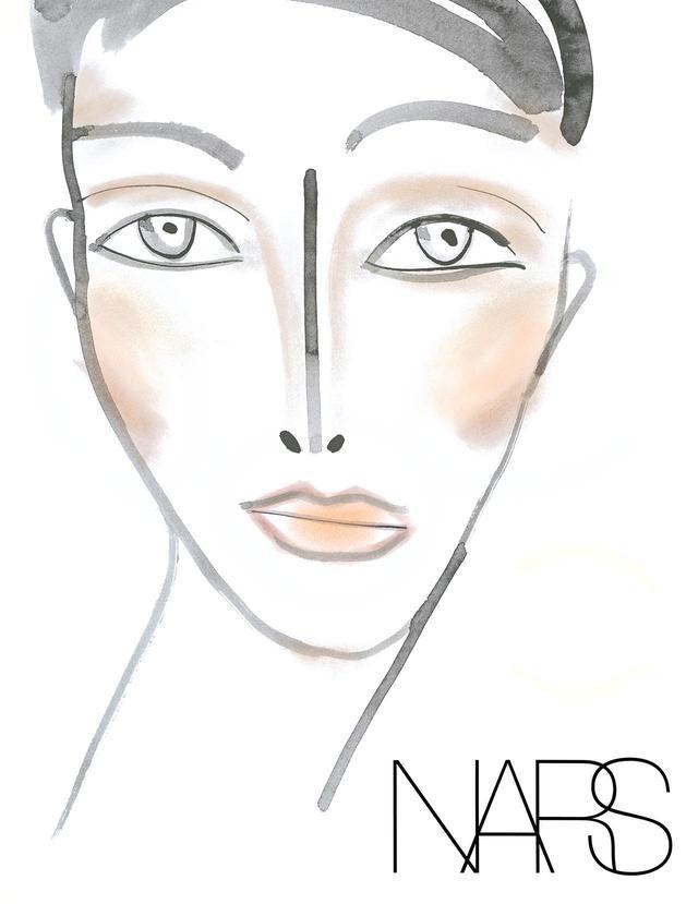 画像3: ナオミ・キャンベルがビューティートーク、NARSについて語る