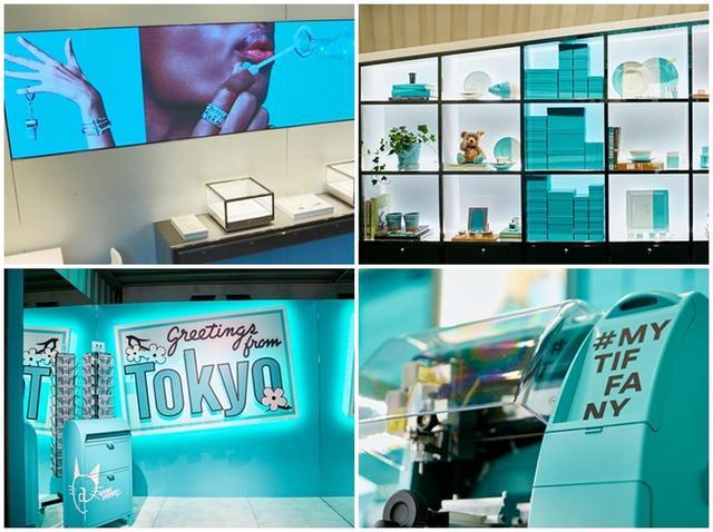 画像2: NYに次いで2店舗目!原宿にオープンした話題のティファニーカフェでイベントが開催