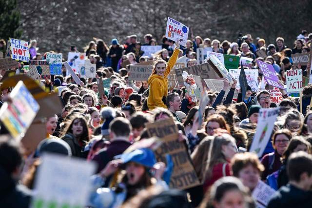 画像4: 15歳の少女が始めた活動が100万人の若者を動かす