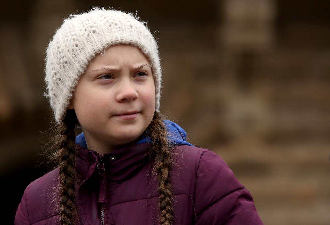 画像1: 15歳の少女が始めた活動が100万人の若者を動かす