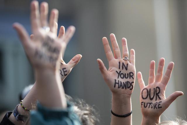 画像3: 15歳の少女が始めた活動が100万人の若者を動かす